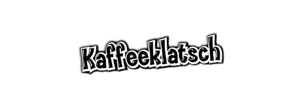 Kaffeeklatsch Longfill Aroma