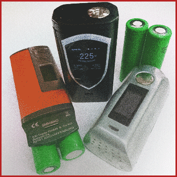 Akkuträger bis 250 Watt