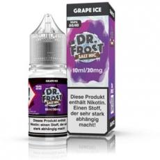 Dr Frost Grape ICE (10ml, 20mg Nic Salt)