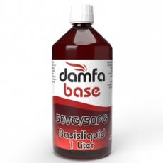 damfabase 50VG/50PG; 0.0mg (1000ml/1 Liter)