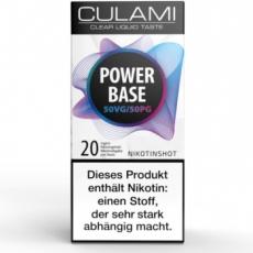 Culami Nikotin Shot 10ml 20mg 50VG/50PG