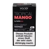 VGod SaltNic Tropical Mango (10ml, 20mg Nic Salt)