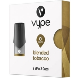 2x Vype ePen 3 Caps vPro Blended Tobacco