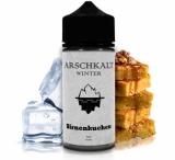 Arschkalt Winter: Birnenkuchen Aroma