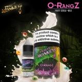 Twelve Monkeys O-RangZ (30ml)
