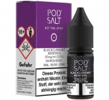 POD SALT Blackcurrant Menthol (10ml, 20mg Nikotinsalz) Liquid