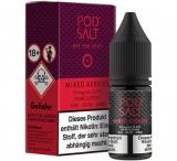 POD SALT Mixed Berries (10ml, 20mg Nikotinsalz) Liquid