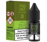 POD SALT Apple (10ml, 20mg Nikotinsalz) Liquid