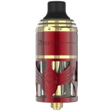 Vapefly Brunhilde MTL Rot - Gold Edition RTA