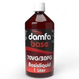 damfabase 70VG/30PG; 0.0mg (1000ml/1 Liter)