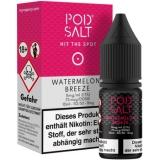 POD SALT Watermelon Breeze (10ml, 11mg Nikotinsalz) Liquid