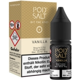 POD SALT Vanilla (10ml, 11mg Nikotinsalz) Liquid