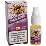 K-Boom Grape Bomb 10ml/20mg Nikotinsalz