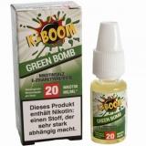 K-Boom  Green Bomb 10ml/20mg Nikotinsalz