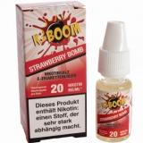 K-Boom Strawberry Bomb 10ml/20mg Nikotinsalz