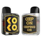 Uwell Caliburn Koko Prime Vision Pod E-Zigaretten Kit