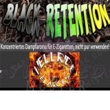 Twisted Hellride Black Retention Aroma